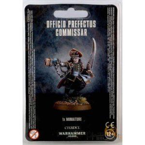 Astra Militarum : Officio Prefectus Commissar