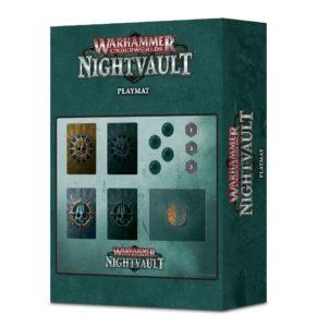 Warhammer Underworld : Nightvault - Playmat