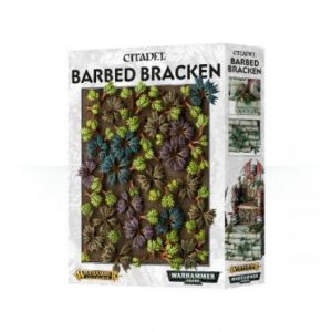 Citadel Flocage: Barbed Bracken