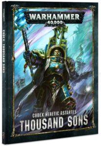 Thousand Sons : Codex (2018)