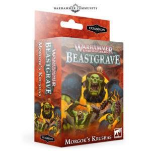 Warhammer Underworld : Les Krazeurs de Morgok