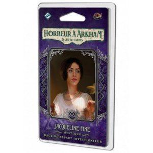 Horreur à Arkham : Jaqueline Fine (deck investigateur)