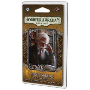 Horreur à Arkham : Harvey Walters (deck investigateur)