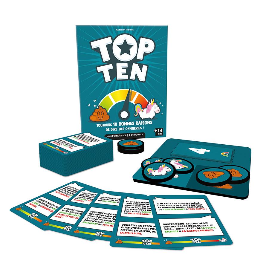 TopTen | Jeux Toulon L'Atanière