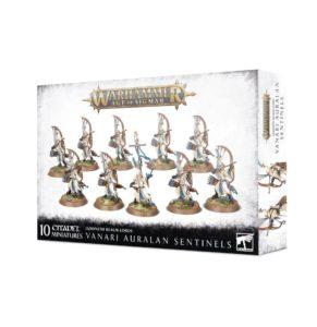 Lumineth : Vanari Auralan Sentinels