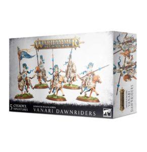 Lumineth : Vanari Dawnriders