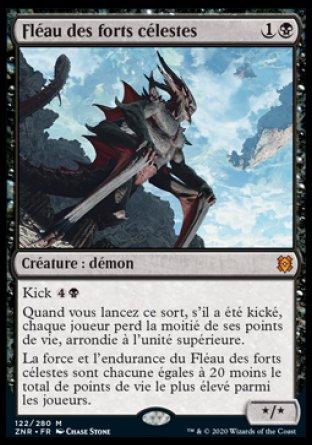 fleau des forts celestes zendikar rising | Jeux Toulon L'Atanière