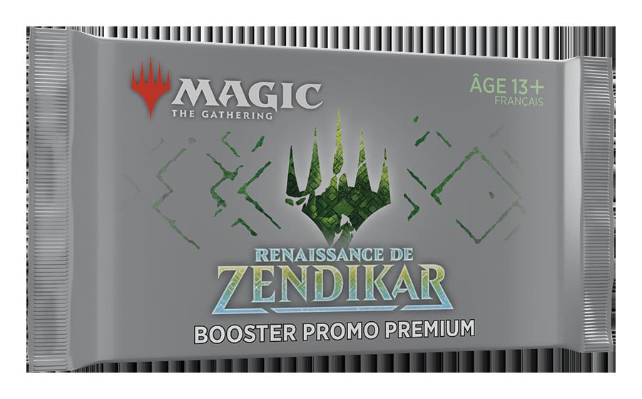 promo pack premium Magic ZNR Renaissance de Zendikar MTG Wizards | Jeux Toulon L'Atanière