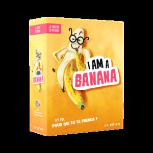 I am a Banana mini Le Droit de Perdre | Jeux Toulon L'Atanière