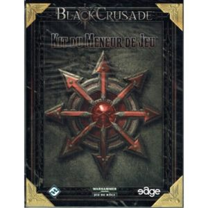 Black Crusade : Kit Du Meneur