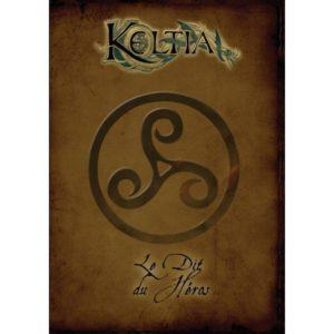 Keltia : Le Dit du Héros
