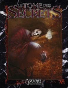Vampire l'Âge des Ténèbres 20 ans : Le Tome des Secrets