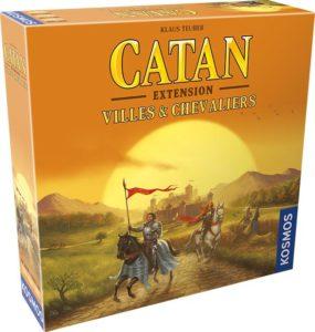 Catan : Villes et Chevaliers