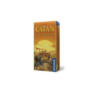 Catan : Villes et Chevaliers 5/6 joueurs