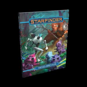 Starfinder : Xeno-Archive