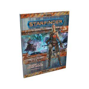 Starfinder : Incident à la Station Absalom (Les Soleils Morts 1/6)
