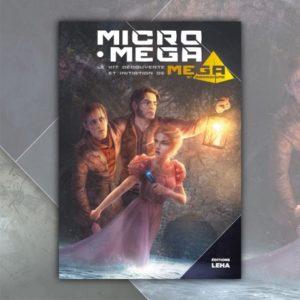 Mega 5e Paradigme - Micro Mega (kit d'initiation)