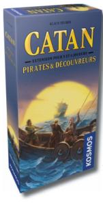 Catan : Pirates & Découvreurs - 5/6 joueurs