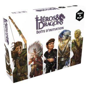 .Héros & Dragons : Boite d'Initiation Role'n Play