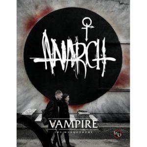 Vampire - Mascarade : Anarch
