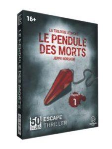 50 Clues : Le Pendule des Morts (trilogie Léopold 1/3)