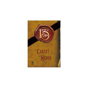 13e Age : Le Carnet du Héros