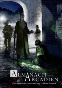 AMI : Almanach Arcadien Tome 1 (écran)