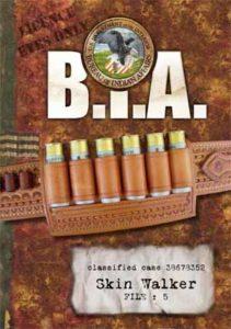 BIA : Skin Walker (File 5)