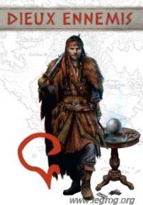 Dieux Ennemis : La Fortune - Ashalim Avendi