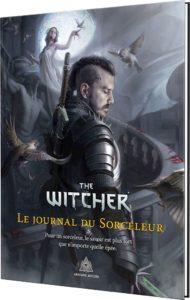 The Witcher jdr bestiaire sorceleur Arkhane Asylum | Jeux Toulon L'Atanière