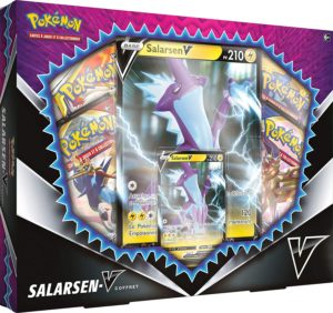 Pokémon - Epée et Bouclier (EB01) Coffret Salarsen-V