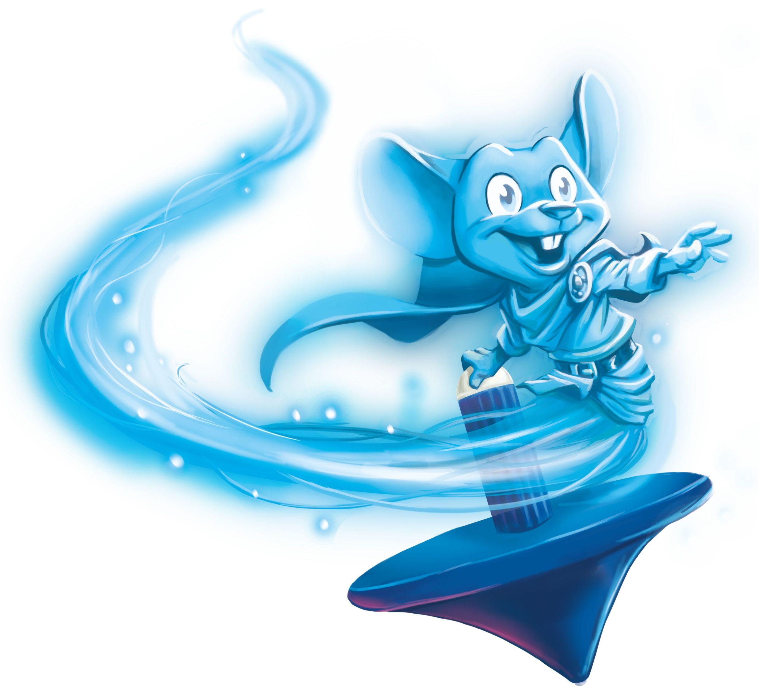 Ghost Adventure heros souris Buzzy Games | Jeux Toulon L'Atanière