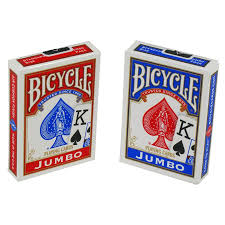 Cartes US x54 Bicycle : Jumbo Index