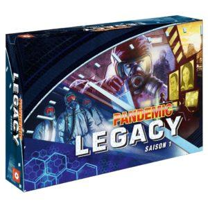 Pandemic : Legacy Saison 1 (Bleu)