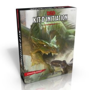 Donjons & Dragons 5 : Kit d'Initiation (DD5)