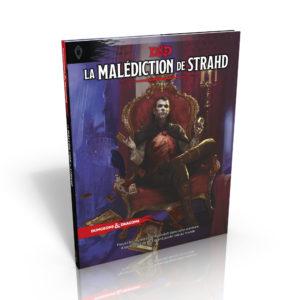 Donjons & Dragons 5 : La Malédiction de Strahd (DD5)