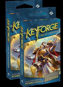 Keyforge : Deck - l'Âge de l'Ascension