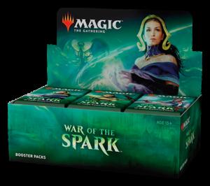 Magic Guerre des Planeswalkers (WAR) - Display (x36 boosters)