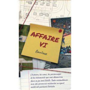 Detective : Affaire VI Banlieue