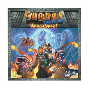 Clank - Dans l'Espace : Apocalypse !