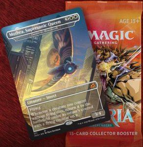 Magic Ikoria (IKO) : Booster Collector (FR)