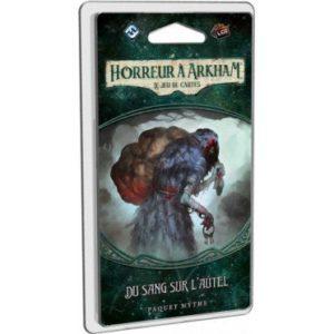 Horreur à Arkham : Du Sang sur l''Autel (1.3)