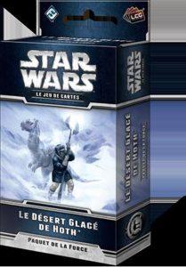 Star Wars : Le Désert Glacé de Hoth (C1.37-42)