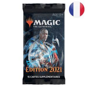 Magic 2021 (M21) : Booster (FR)