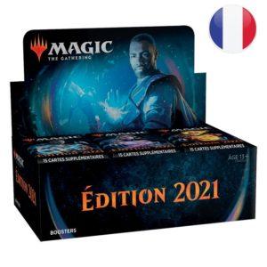 Magic 2021 (M21) : Display (x36 boosters)