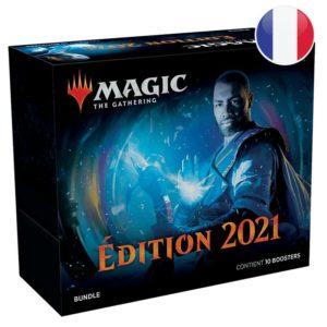 Magic 2021 (M21) : Bundle (FR)