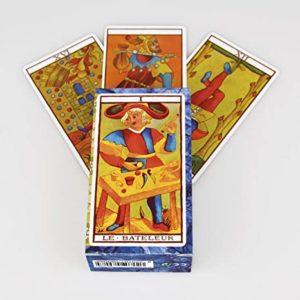 Cartes Tarot de Marseille (Fournier)
