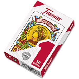 Cartes ES x50 : Fournier étui carton (scopa)