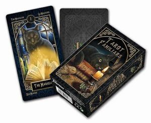 Cartes Tarot : Familiars (Fournier)