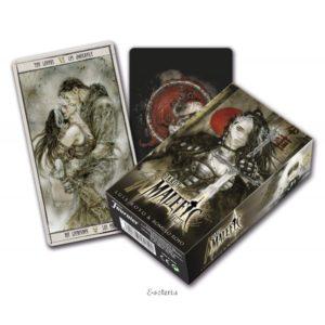 Cartes Tarot : Malefic (Fournier)